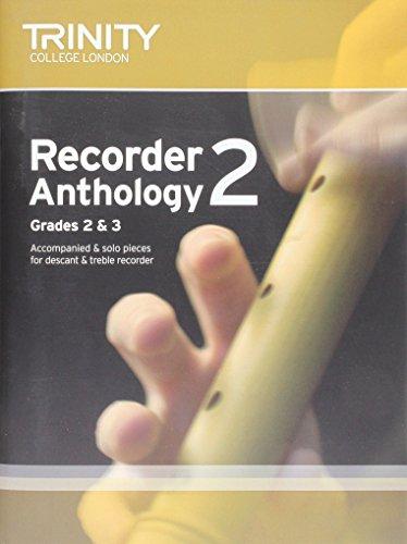 Recorder Anthology (Grades 2-3) (Trinity  Anthologies)