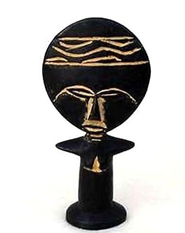 AFRIQUE ART DECORATION -Poupée Ashanti petit modèle POAP-A3