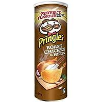 Pringles Chips Roast Chiken & Herbs La boite de 175g - Livraison Gratuite pour les commandes en France - Prix...
