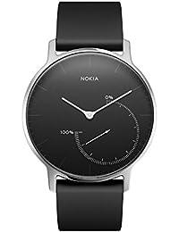 Nokia Steel-Fitnessuhr Armbanduhr