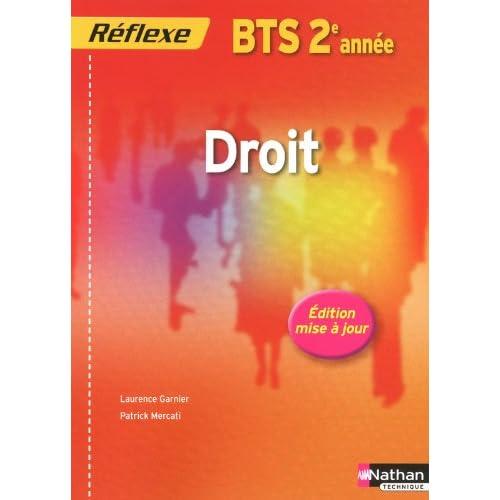 DROIT BTS 2 (POCH REF) ELEVE