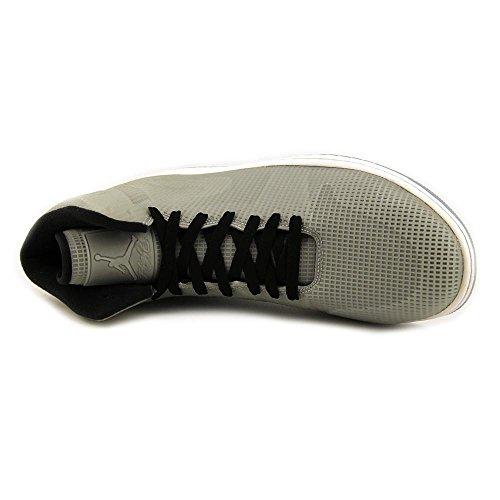 nike air T-shirt pour homme jordan 4LAB1 hi 677690 Baskets Chaussures de basketball pour entraînement - glow reflective silver black white 355