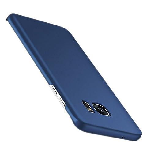 Samsung Galaxy S6 Edge Plus hülle Pacyer ® hard case PC Mode Design stoßfest Anti-Fingerprint Kufe Schutzhülle Bumper Handyhülle Harte Shockproof cover (S6 Edge Plus,