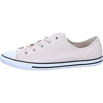 2200954a5cde Converse Women s Chuck Taylor CTAS Dainty Ox Textile Fitness Shoes ...