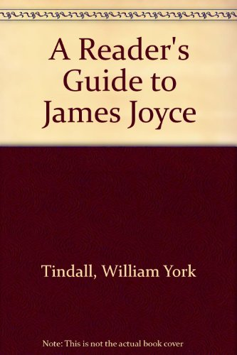 A Reader's Guide to James Joyce