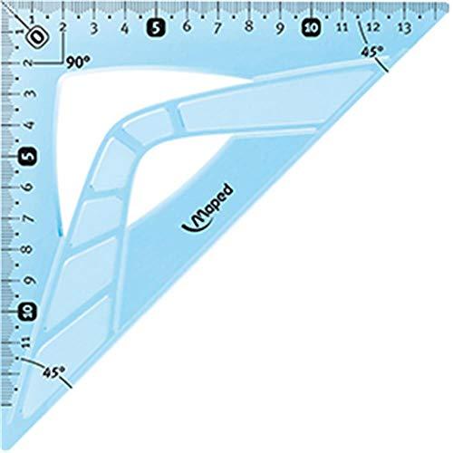 Maped Zeichendreieck Flex 45 Grad, Hypotenuse: 210 mm