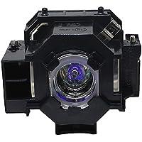 PSlight Bombillas de proyector ELP 42 para EMP-822 / EMP-822H / EMP-83 / EMP-83C / EMP-83H / EMP-83HE / · EB-410W / EMP-400WE / EMP-280 / H281B / H330B / H330C / H371A / PowerLite 400W / PowerLite 410W / PowerLite 83+ / PowerLite 83C / PowerLite 822