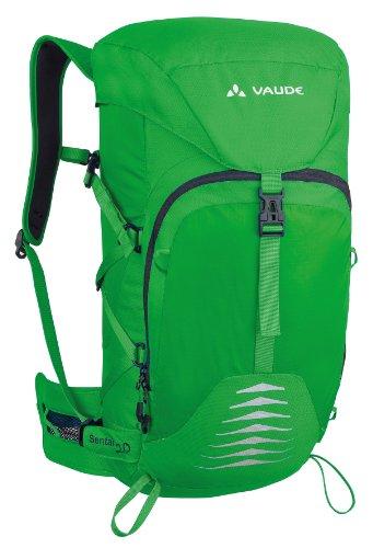 VAUDE Zaino Sentai, 20 Liter, Verde (green), 53 cm Verde (green)