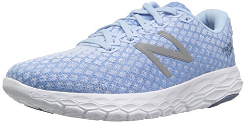 New Balance Fresh Foam Beacon, Zapatillas de Running para Mujer, Azul (Air/Summer Sky/White Ib), 39 EU