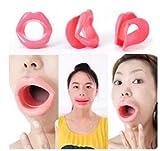 MiiZaru Silikonmaske für Gesichtsmuskeltraining, Schönheit für die Dame, Muskelstraffer