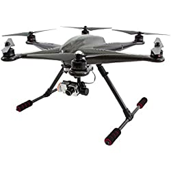 xciterc 16002100–Hexacopter H500RTF FPV de dron con iLook Full HD cámara, Negro