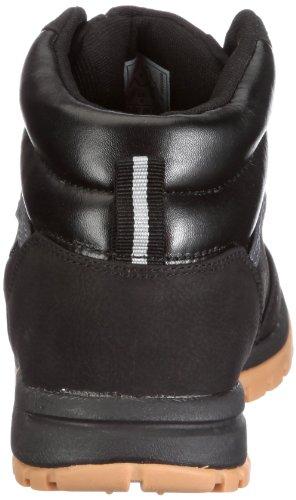 Kappa BRIGHT W Damen Hohe Sneakers Schwarz (1111 black)