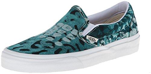 Herren Slip On Vans Classic Slip-On Slippers (della) batik/leopard