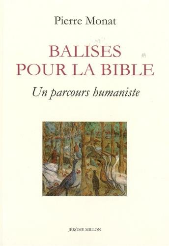 Balises pour la Bible : Parcours humaniste