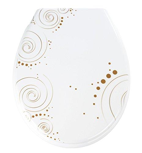 WC-Sitz Material: MDF