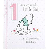 "Hallmark Disney Baby Winnie The Pooh 1st Birthday Card""1"" - Small"