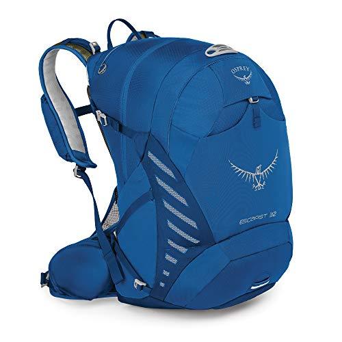 Osprey Escapist 32 Multisport-Rucksack für Männer -Sport Pack - Indigo Blue (S/M)