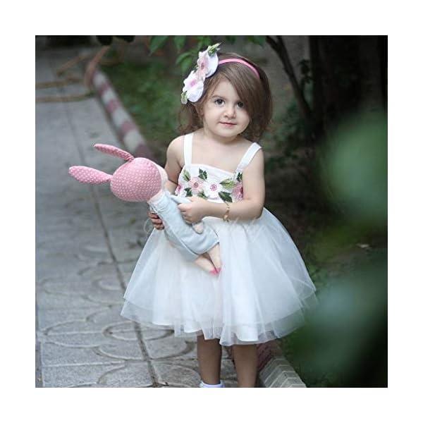 HEETEY - Vestido - para bebé niña 2