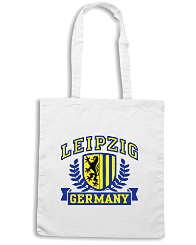 T-Shirtshock - Borsa Shopping TSTEM0052 leipzig germany Bianco