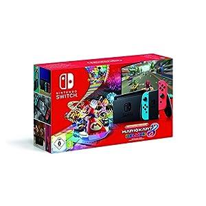 Comprar Nintendo Switch + Mario Kart 8 Deluxe Edición limitada