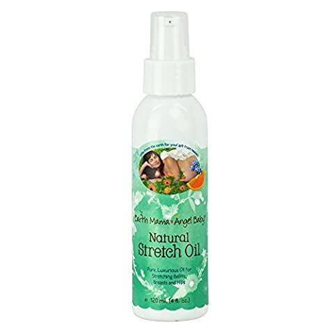 Earth Mama Natural Stretch Oil 120ml