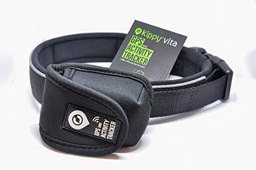 Collar de Perro Perros medianos y Grandes de Kippy | Ajustable, Resistente...