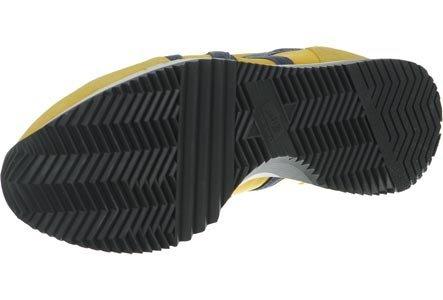 Scarpe DUALIO Grigio 2016 Onitsuka Tiger Giallo