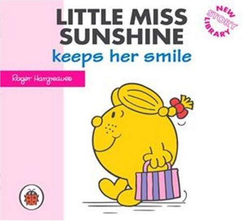 Little Miss Sunshine Keeps Her Smile