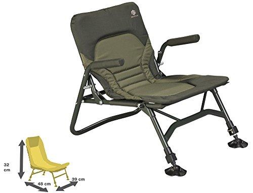 JRC Stealth Chair - Green, X-Long Test