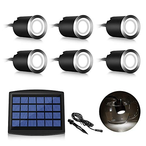 Led Einbaustrahler 6er Led Solarleuchte Solarlampen