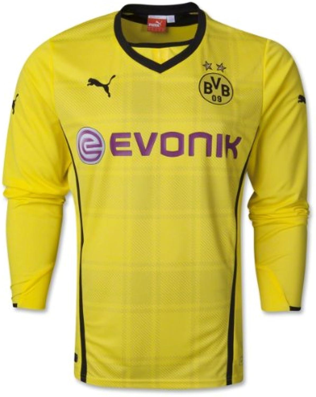 Camiseta de local borussia Dortmund de manga larga 1