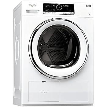 whirlpool hscx 80421 autonome charge avant 8kg a blanc. Black Bedroom Furniture Sets. Home Design Ideas