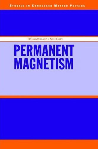 Permanent Magnetism (Condensed Matter Physics)