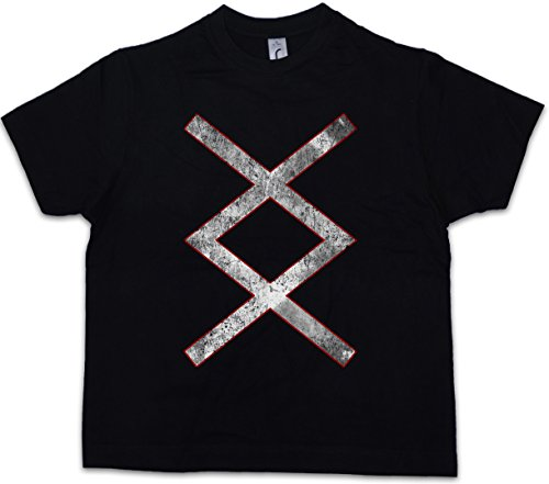 INGUZ Rune Kinder T-Shirt (Shirts Fruchtbarkeit)