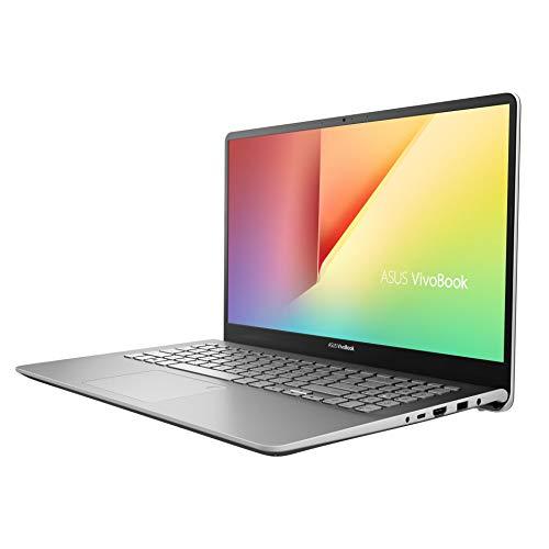 """Foto Asus VivoBook S530UF-BQ281T Monitor 15.6"""" FHD No Glare, Intel Core i7-8550U, RAM 8 GB e 16 GB Optane Memory, HDD da 1 TB, Grigio"""
