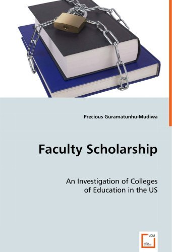 Faculty Scholarship by Precious Guramatunhu-Mudiwa (2008-06-17)