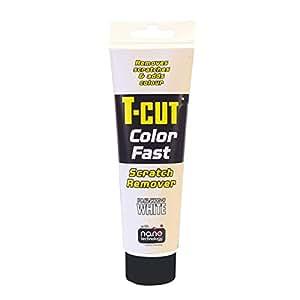 T-Cut Colour Fast Scratch Remover 150gm - White