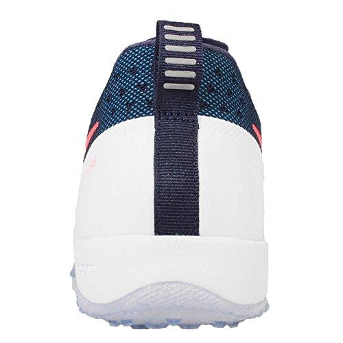 Nike Zoom Hypercross Tr2, Scarpe da Ginnastica Uomo, Talla Blu / Arancione / Blu / Bianco (Mid Nvy / Hypr Orng-Bl Lgn-White)