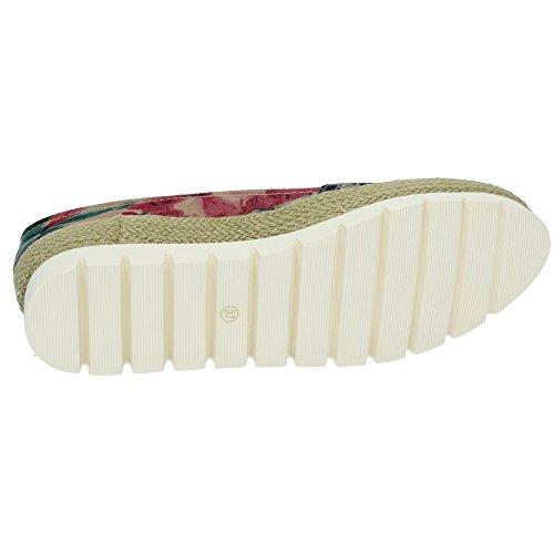 XTI Donna scarpe sportive CARNE