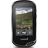 Garmin Oregon 750 GPS-Handgerät mit Autofokus-Kamera, wiederaufladbarem Akku-Pack, Aktivitätsprofilen, Geocaching Live