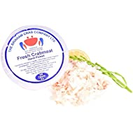 The Upper Scale Ltd Brixham handpicked white crabmeat 200g