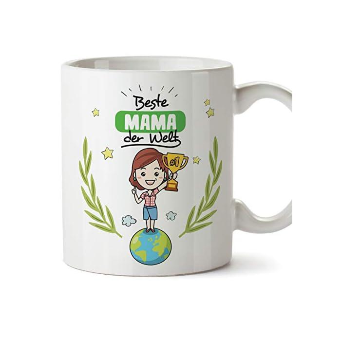 Mugffins Tasse/Becher Cousine -Familie Welt -Lustige und Originelle Geschenke -Tee-Kaffeetasse