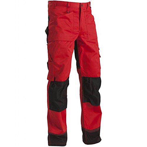 Blåkläder 1523 - Pantaloni Da Lavoro Operaio, Rosso