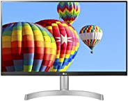 "LG 24ML600S Monitor 24"" FULL HD LED IPS, 1920x1080, 1ms MBR, AMD FreeSync 75Hz, Audio Stereo 10W, HDMI (H"