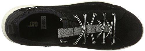 Caterpillar Damen Swain Sneakers Schwarz (Womens Black/white)