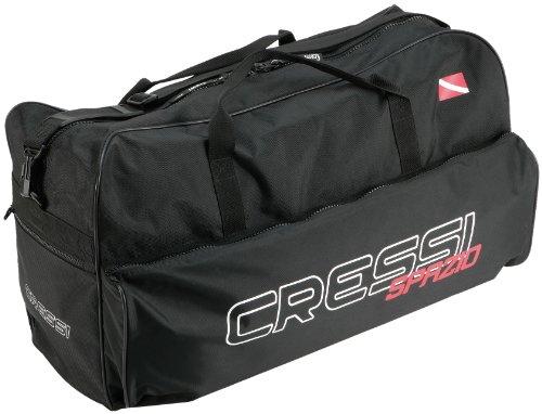 chsene Sporttasche Spazio, dunkel, GrößeL (Cressi Tauchen Bag)