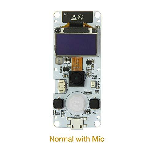 Kameramodul (mit Mikrofon) Für T-Kamera ESP32 WROVER PSRAM ESP32-WROVER-B OV2640 0,96 Zoll OLED PIR Grove Port-Mini-Kamera-Board Mini-board-kamera