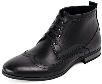 Caballeros Informal Botines moda Chelsea Zapatos