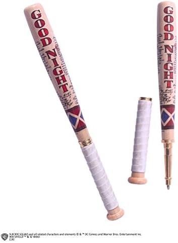 Noble B01MRUINUY Collection Harley Quinn Baseball Bat Pen B01MRUINUY Noble dc3346