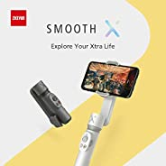 Zhiyun Smooth X Combo 2-Axis Gimbal Stabilizer for iPhone 11 Pro Xs Max Xr X 8 Plus 7 6 SE Android Smartphone